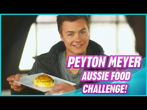 Hanging With  Peyton Meyer   Disney Channel