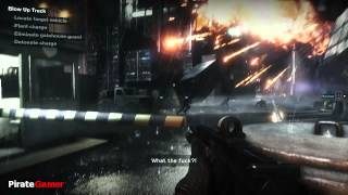 Medal of Honor Warfighter Gameplay (PC HD)