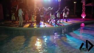 SWAHILI BEACH RESORT| AQUA DANCE - BEHIND THE SCENES 2016 | UNIKK DANCE CREW - KENYA