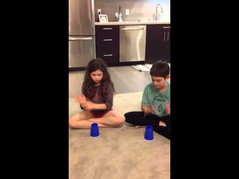 The cup  by Diego and Addison