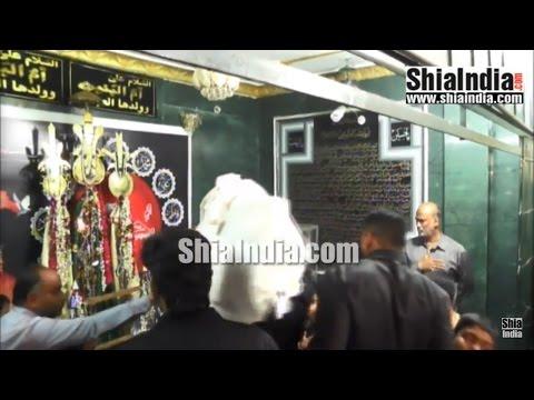 12th Safar Majlis at Ummul Baneen Ashorkhana 1438-2016