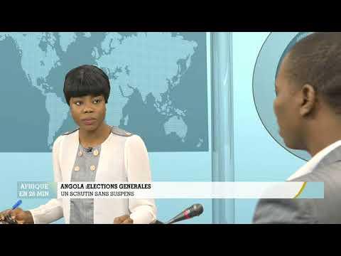 Afrique en 26 min : Décryptage de l'actualité du 24 Août (Angola - Niger - Nigéria)