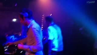 2ManyDJs @ RAUW Tivoli Utrecht 14-07-2012