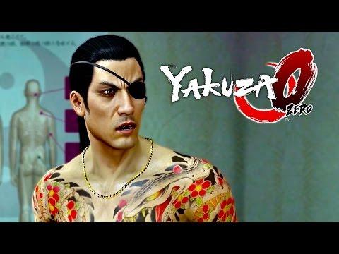 Yakuza Zero - E3 2016 Trailer