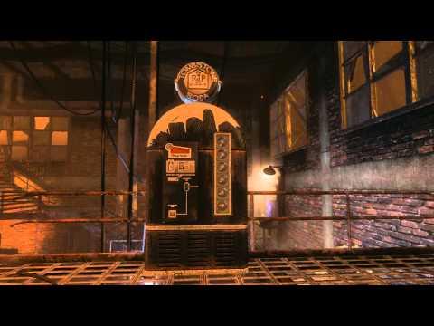Tombstone Perk Song! - Black Ops 2 Zombies full perk jingle!