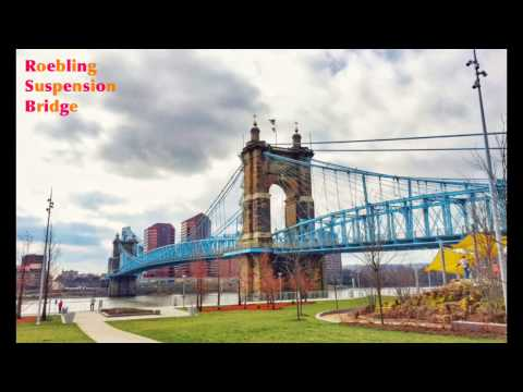What to do in Cincinnati: A 68 second itinerary