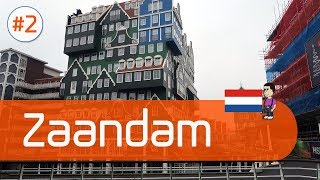 Zaandam - The city near Amsterdam where you can see unique buildings | Cities in the Netherlands #2