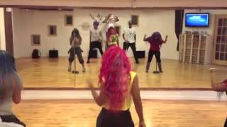The Omg Girlz - Lover Boy (Song and Dance Routine)
