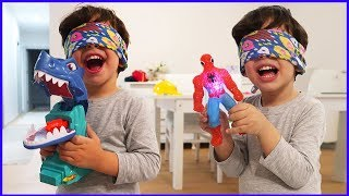 Yankı ile Eşyaları Tahmin Etme Oyunu Oynadık, Çocuk Eğlendik l Çocuk Videosu