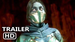 PS4 - Mortal Kombat 11 Jade Trailer (2019)