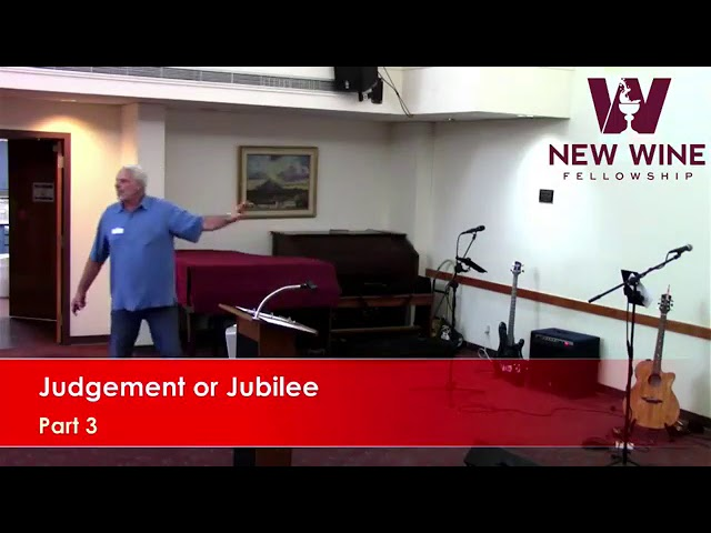 2020 09 19 Justice or Jubilee Part 3 - A Nineveh Moment