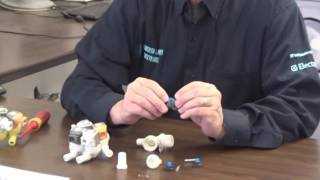 How To Repair Water Inlet Valves on Electrolux & Wascomat Washing Machines