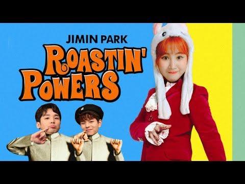 ASC 327: Jimin Park - Roastin' Powers