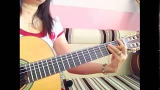 ĐỂ NHỚ MỘT THỜI TA ĐÃ YÊU - Guitar
