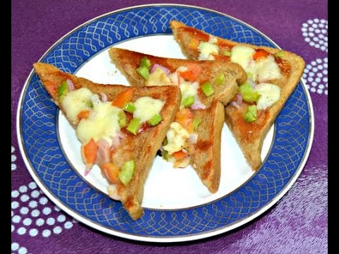 Bread pizza recipe veg cheese toast quick and easy bread pizza bread pizza recipe veg cheese toast quick and easy bread pizza snack recipe for toddlers kids youtube forumfinder Image collections
