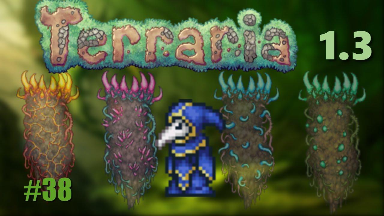 Королева пчел. Terraria - YouTube