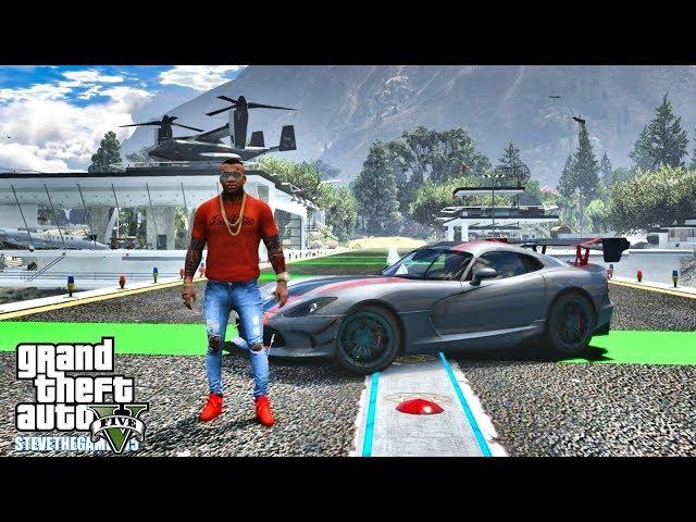 GTA 5 REAL LIFE MOD #646 - HACIENDA NAPALETO AIRSTRIP & LUXURY VILLA COMPLEX (GTA 5 REAL LIFE MODS)