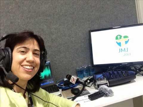 EWTN RADIO Day 4  Morning 2013 07 25- World Youth Day Rio 2013