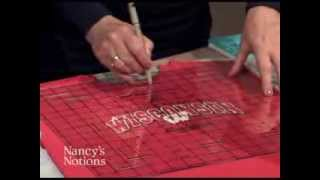 T-shirt quilts easy as 1-2-3