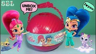 ЛОЛ Сюрприз Шиммер и Шайн Переделка Куклы ООАК Custom LOL Surprise Shimmer and Shine