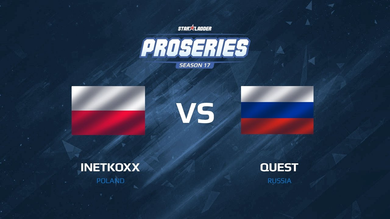 iNETKOXX vs Quest, map 2 train, SLTV Pro Series Season 17