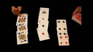 Карточный фокус комплект + обучение, качество HD