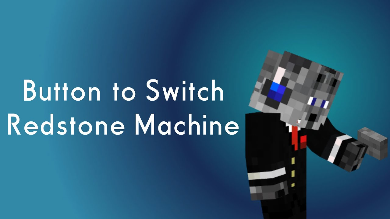 how to create a redstone switch