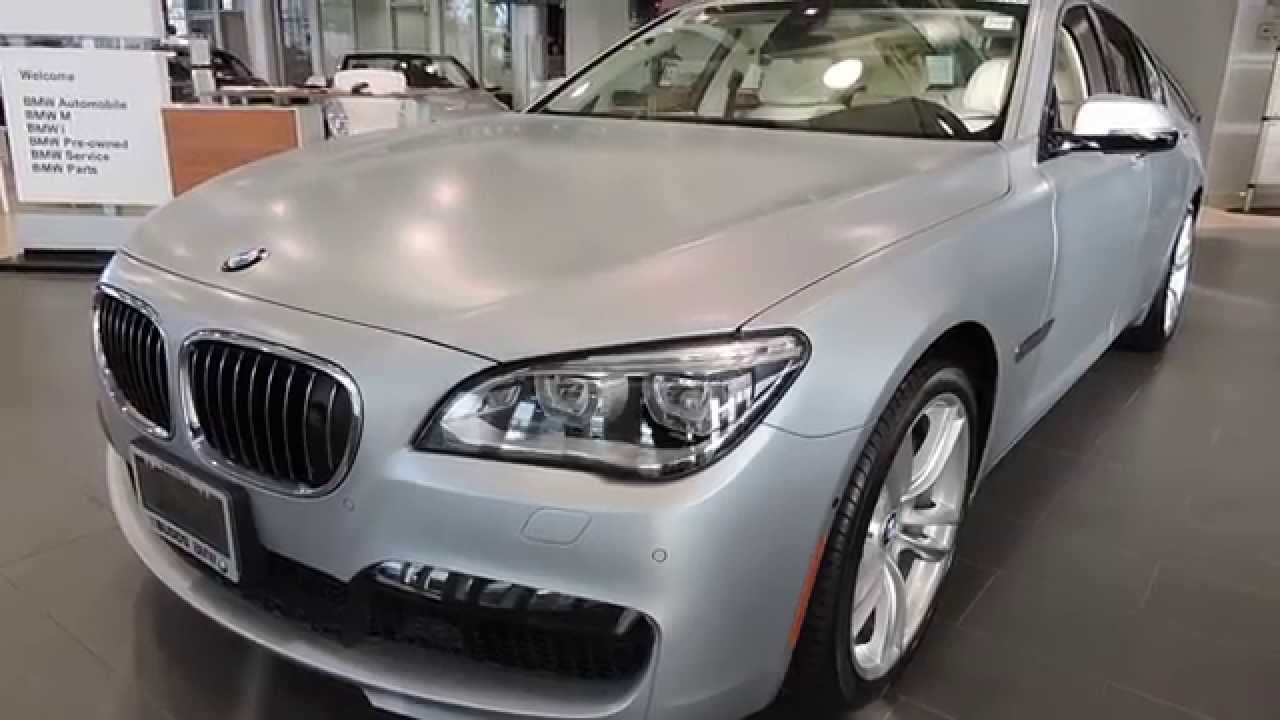 2015 bmw 750i xdrive at budds 39 bmw youtube. Black Bedroom Furniture Sets. Home Design Ideas