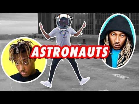 Future & Juice WRLD - Astronauts (Official NRG Video)