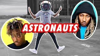 Future & Juice WRLD - Astronauts (Official NRG Video)