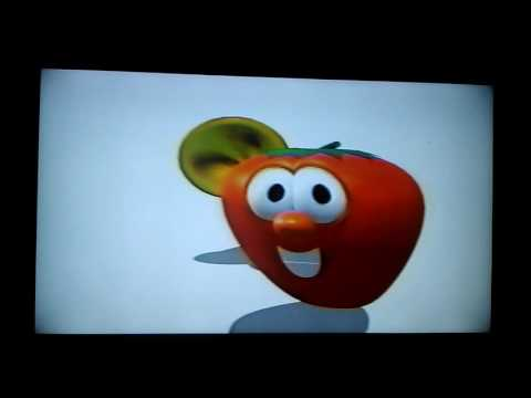 Opening To Veggietales Where's God When I'm S-Scared 1993 VHS