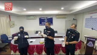 Kulim police smash drug trafficking ring with arrest of 4 pushers