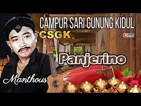 Panjerino - Manthous