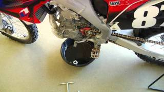In this tech tip, we show how to change your oil.