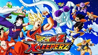 Dragon Ball Z X KeeperZ Gameplay Official Reveal Trailer NEW DRAGON BALL GAME PC 2018
