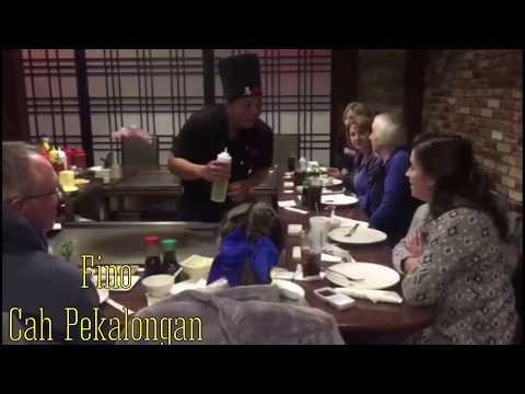 CRAZY TEPPANYAKI HIBACHI CHEF ,#( Tukang nasi goreng)