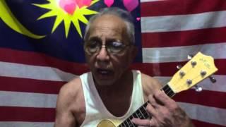 Video Love of a Bengawan Solo (Ukealbert) download MP3, 3GP, MP4, WEBM, AVI, FLV Juni 2018