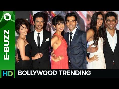 Celebrities At The Premiere Of 'Kai Po Che' | Bollywood News | ErosNow eBuzz