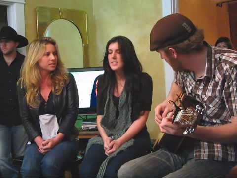 Lucie Silvas with Kree Harrison and John Osborne 20090325