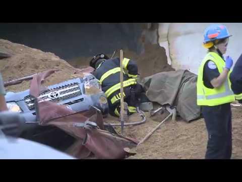 Accident on Baseline Road in Boulder