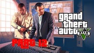 Grand Theft Auto V GTA 5 Walkthrough Part 12 Let