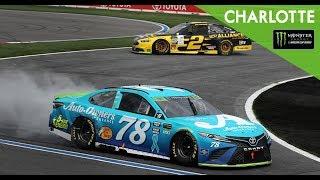 Monster Energy NASCAR Cup Series- Full Race -Bank of America ROVAL 400