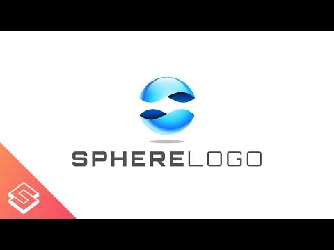 Inkscape for Beginners: 3D Sphere Logo Tutorial