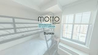 The Bunkie | Motto by Hilton Washington DC City Center