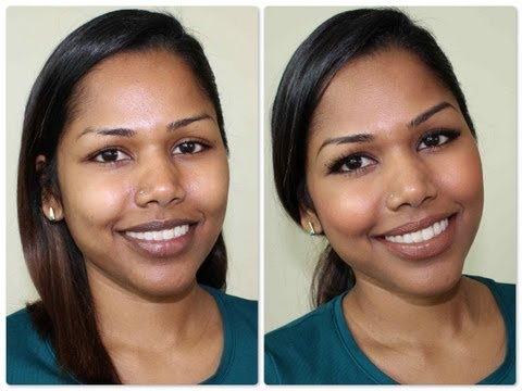 Simple makeup for beginners tutorial (Plain Jane to Pretty Jane transformation)