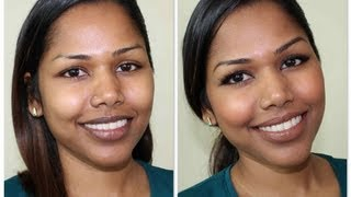 Simple makeup for beginners tutorial (Plain Jane to Pretty Jane transformation) Thumbnail