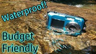 Budget Friendly Waterproof Digital Camera - Field Test/Review