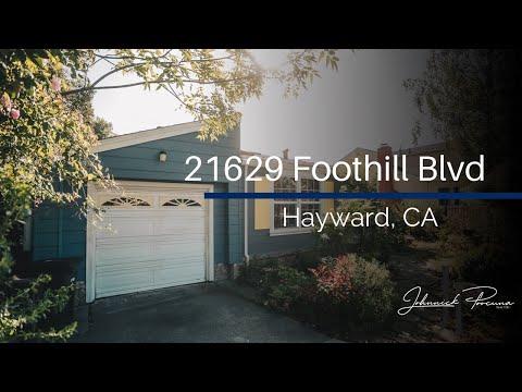 Johnnick & Rob presents 21629 Foothill Blvd Hayward CA 94541| Intero Real Estate
