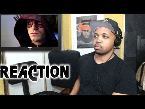 REACTION to Arrow Season 4 Episode 12 Unchained 4x12