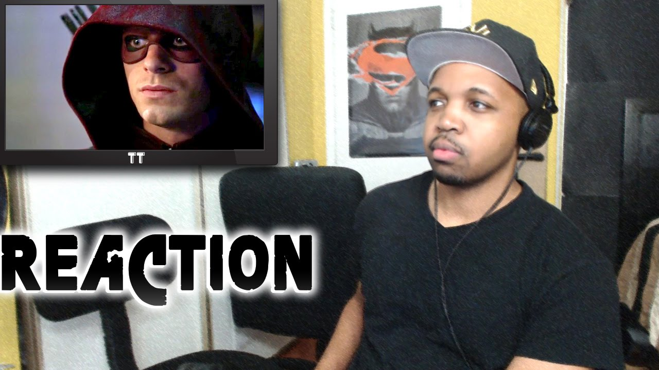Download REACTION to Arrow Season 4 Episode 12 Unchained 4x12